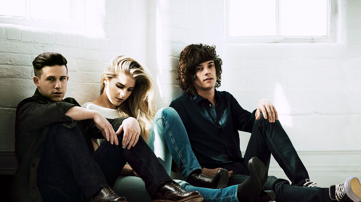 London grammar — if you wait (deluxe) on spotify.
