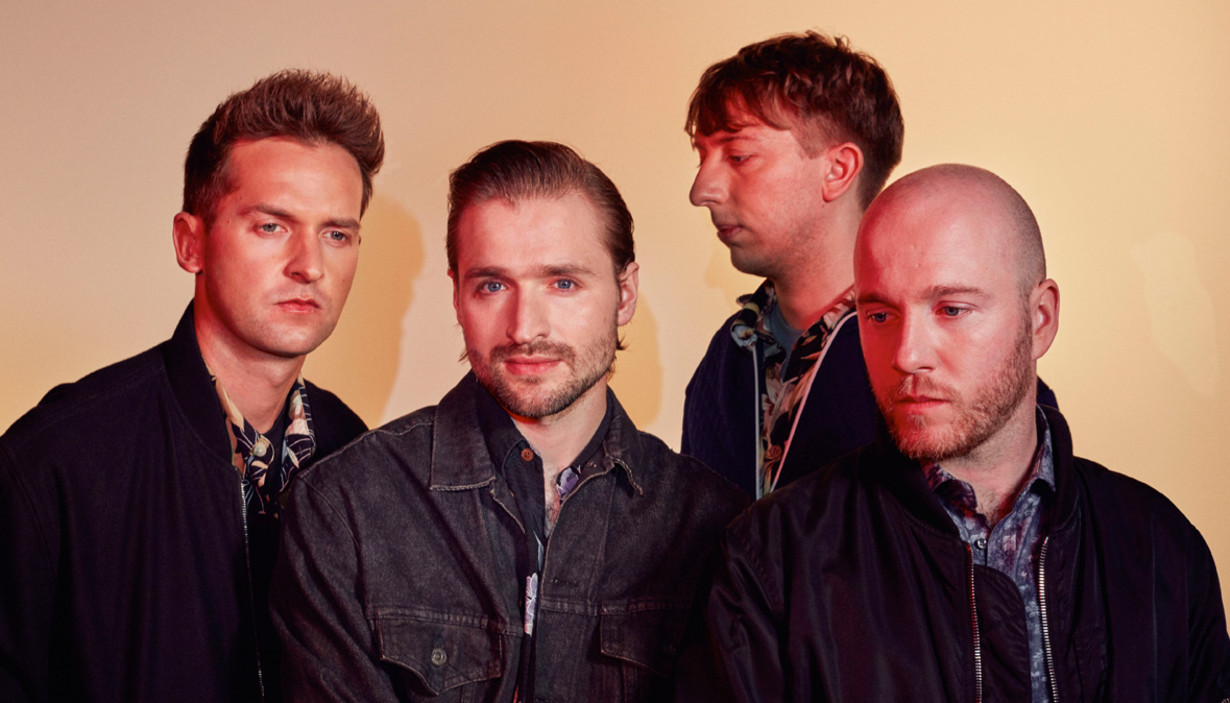 """wild beasts """"for me and my brothers, this is a dream thank you being part of it,"""" announces a clearly emotional hayden thorpe, lead singer for the now defunct wild beasts, who announced their split last september."""